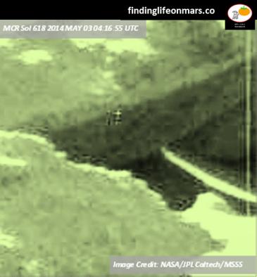Fig 2.2.e - Adjusted IBCM Crop B+50% C+ 60% Olive Green Tint